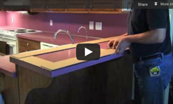 Countertop Template Video